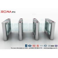 Wholesale Metal Detector Swing Barrier Gate Entrance Control Automation Door Entry Systems from china suppliers
