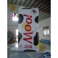 Wholesale Weather Resistant Inflatable Product Replicas Milk Packaging OEM Service from china suppliers