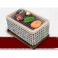 Wholesale Newest mini Japanese Tabletop yakiniku oven ceramic bbq grill from china suppliers