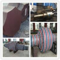 Buy cheap Roller Monoblock Shaft Alloy Steel Forgings For Manufacturer , Equipment And from wholesalers