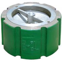 Wholesale Dual Plate Wafer Spring Loaded Disc Check Valve from china suppliers