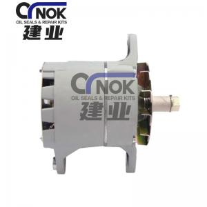 Wholesale 12V 60A Cummins Excavator 20SI Alternator K199 7266 240-834 112989 1117611 1117616 911-612 90-01-3127 Fit from china suppliers