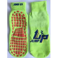 Wholesale Kids Non Slip/Non Skid Socks with the Best Grip Technology /Trampoline Jump Socks Unisex Gripper Socks from china suppliers