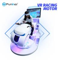 Wholesale Metal Material 9D Virtual Reality Simulator Moto Game Machine For 8 Years Old from china suppliers