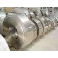 Wholesale cold rolled 201 / 304 / 316 / 316L / 321 Stainless Steel Coils Natural Color from china suppliers