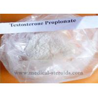 Buy cheap Testosterone Propionate Raw Steroid Powders For Gynecological And Male from wholesalers