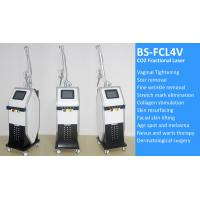 Wholesale Medical Fractional CO2 Laser For Under Eye Wrinkles / Skin Rejuvenation from china suppliers