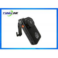 Wholesale Waterproof Wireless 4G Body Worn Camera	With Large Battery GPS Laser from china suppliers