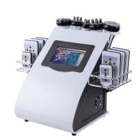 Wholesale 6 In 1 RF Cavitation Vacuum Laser Reduce Cellulite Machine Body Slimming Device from china suppliers
