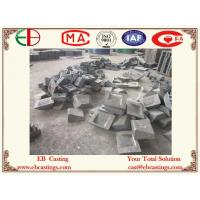 China FMU13 High Cr High Abrasion Grinding Cement Ball Plates EB5056 on sale
