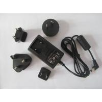 Wholesale 20W UL FCC CE switching power supply interchangeable AC plug adaptor from china from china suppliers