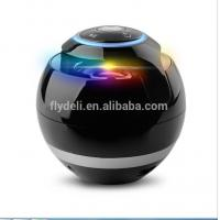 Wholesale 2018 Hot selling mini portable blue tooth speaker with led light from china suppliers