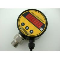 Wholesale Economic 2-wire 4-20 mA Output IP65 Strong Anti-interference Design Digital Pressure Gauge from china suppliers