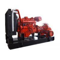 Wholesale Oem Fire - Fighting Portable Diesel Water Pump Centrifugal Gear Pump Structure from china suppliers