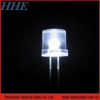 Wholesale 5mm White Flat Top LED Diode (Super Bright) from china suppliers
