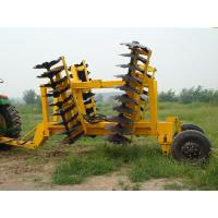 Buy cheap Hydraulic folding wing disc harrow from wholesalers