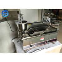Wholesale Popular Automatic Commercial Donut Machine With Donut Frying Machine from china suppliers