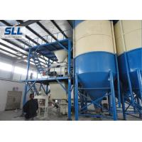 Quality Fully Automatic Dry Mortar Plant / Ready Mix Plaster Plant 45-55kw Power for sale