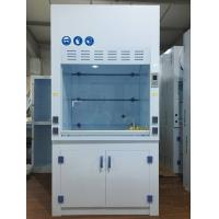Wholesale Biology Lab Equipment Ductless PP Fume Hood For One Person , Corrosion Resistance from china suppliers