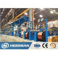 Wholesale FEP / PFA / ETFE Teflon Cable Extrusion Line High Speed For Fire Resistance from china suppliers