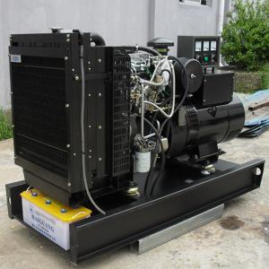 China 75kva to 1500kva perkins ac brushless alternator generator 220v on sale