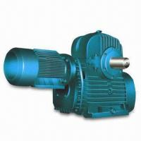 China Worm Gear Reducer with 1,500rpm Input Rotating Speed, Compact Structure and Small Size on sale