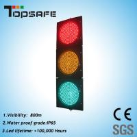 Wholesale High Luminance LED Traffic Signal Light with 3 Sections (TP-JD200-3-203) from china suppliers