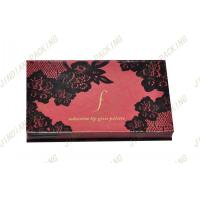 Wholesale Decorative Gift Cardboard Cosmetic Boxes Packaging Box With Mirror 100*80*20mm from china suppliers