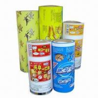 Wholesale Plastic packing with Printed Rolls and Film in Rollstocks, Made of Laminated Compound from china suppliers