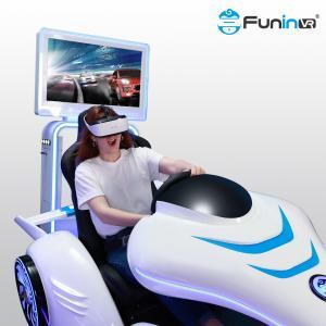 Wholesale VR Simulator Game Machine Entertainment VR racing kart Arcade Game Machine from china suppliers
