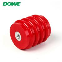 Wholesale China Supplier red round epoxy resin high voltage bus bar insulator from china suppliers