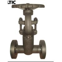 Wholesale API602  FORGED STEEL VALVE GLOBE VALVE Welding flange RF RTJ OR INTEGRAL FLANGE RF RTJ  150LBS 300LB from china suppliers