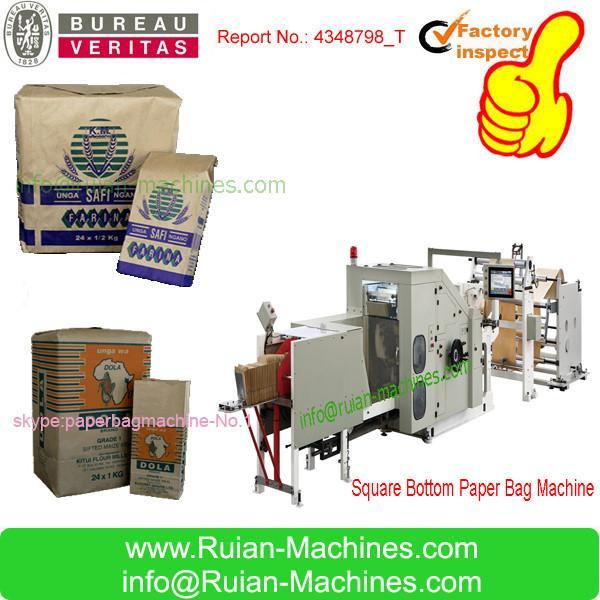 paperbag machine