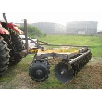 Wholesale Mounted V Type Disc Harrow from china suppliers