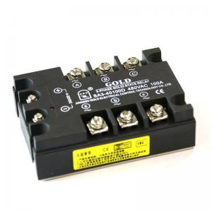 Wholesale High Voltage 5v 3 Phase SSR Relay 80a from china suppliers