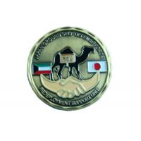 Wholesale Die Casting Bronze / Gold Engraved Silver Coins For Promotional Gifts from china suppliers