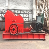 Wholesale Gold Ore Hammer Mill Rock Crusher 45kw 115kw ISO9001 Certificate from china suppliers