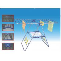 Indoor Home Foldable Stainless Steel Clothes Rack Dryer