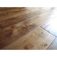 Handscraped solid birch hardwood flooring 102607937 for Birch hardwood flooring