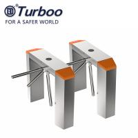 Wholesale RFID Recognition Tripod Turnstile Gate , 100-240V Tripod Barrier Gate 304 SUS from china suppliers
