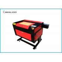 Wholesale 220v 50HZ Fast Speed 6090 Cnc Laser Engraving Cutting Machine For Sticker Labels from china suppliers