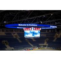 Buy cheap High Definition P4 Perimeter Led Screen For Indoor Scoreboard And Advertising from wholesalers