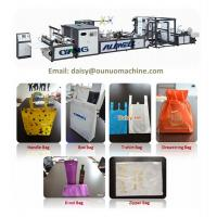 Wholesale non woven bag making machine taiwan from china suppliers