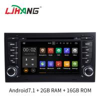 Wholesale Car Steering Wheel Control Car Dvd Player With Navigation System Android 7.1 from china suppliers
