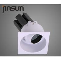 Wholesale Square Commercial LED Recessed Downlights For Conference / Meeting Rooms from china suppliers
