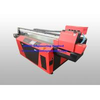 Buy cheap Epson Print Head UV Printing Machine For Phone Case / Stationery product
