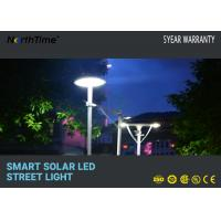 China 25Watt Solar Garden Street Lights With Infrared Motion Sensor & Light Sensor on sale