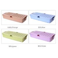 Wholesale widely use long storage box , under sofa plastic storage box, outside tools storage box from china suppliers