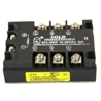 Wholesale 2000VAC Optical Isolation  2A 24v AC SSR Relay for micro motor from china suppliers