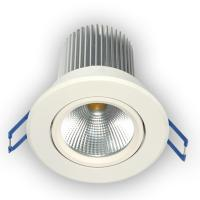 Wholesale 60 Degree Angle 900lm 10w LED Ceiling Spotlight , Replace 50W Halogen Lamps from china suppliers